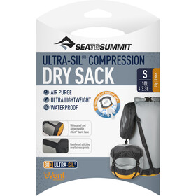 Sea to Summit Ultra-Sil eVent Compression Kompressionssack S grey